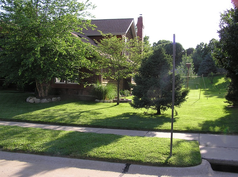 Residential drainage problems solutions paul j kulick for Residential drainage solutions
